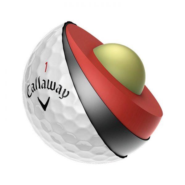 bola golf abierta