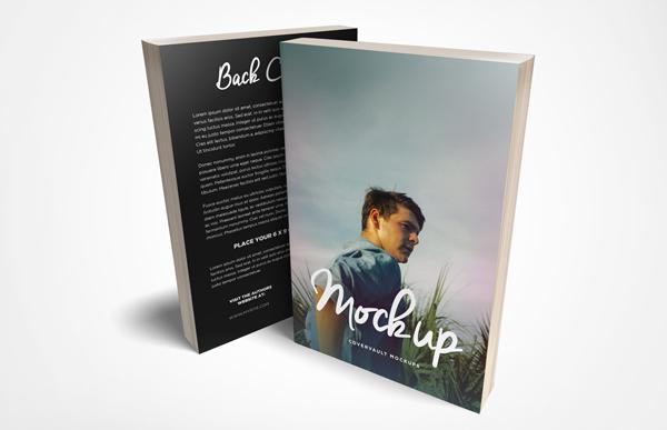 soft-cover-Book-Mockup