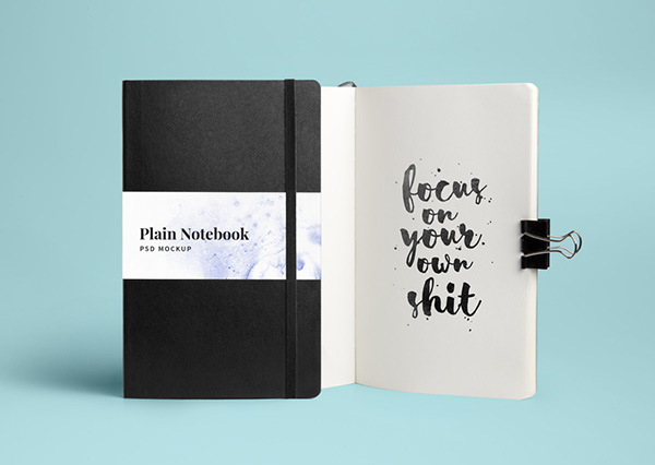Plain_Notebook