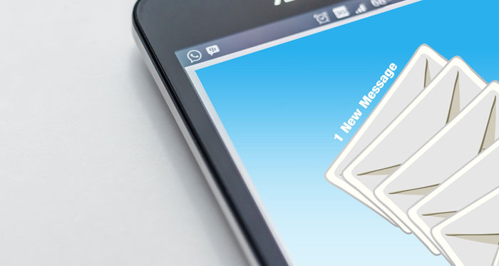 Email-movil
