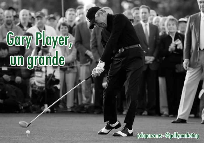 Gary Player Dark Knight